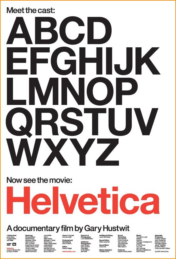 Helvetica (Belgesel) :)